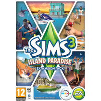 Jogo Novo Lacrado The Sims 3 Ilha Paradisíaca Para Pc E Mac