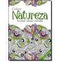 Livro Para Colorir-tema Natureza