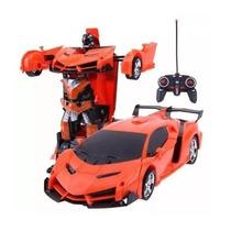 Transformers Lamborghini Robo Controle Remoto
