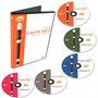 Coleção Curso De Flauta Doce 5 Dvds Frete Gratis