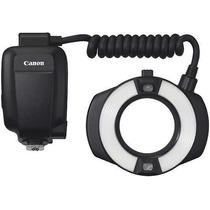 Flash Canon Macro Ring Lite Mr-14ex Iiprontaentrega+garantia