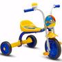 Triciclo 3 Rodas Bicicleta Infantil Menino You 3 Boy Nathor