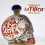 Tequila La Tilica 100% Agave Blanco 40% 750ml