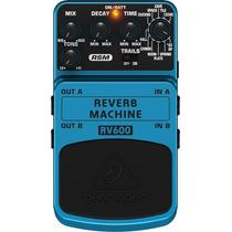 Pedal Reverb Machine Rv600