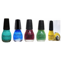 Kit Esmaltes Sinful Colors 5 Produtos Original