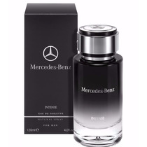Mercedes Benz Intense 120ml Masculino | Original E Lacrado