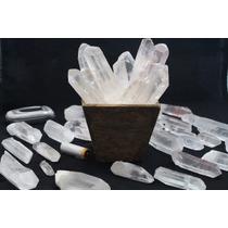 3 Kg Cristal Pontas Brutas Quartzo P Meditação Frete Barato