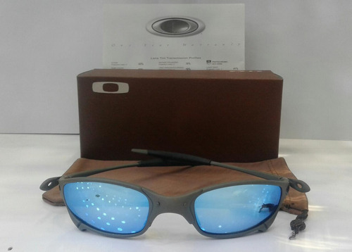 0ad8f7a955351 Óculos Oakley Juliet Double Xx 24k Squared Romeo1 2 Penny - R  120 ...