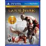 God Of War Gow Collection Psvita - Usa, Lacrado E Frete R$10