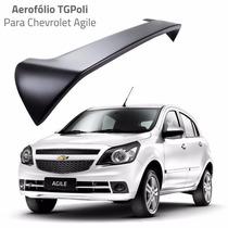 Aerofolio Chevrolet Agile 2009 2010 A 2014 Tgpoli Cód.03.320