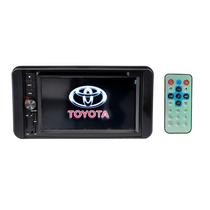 Aparelho Com Gps Dvd Câmera Ré 2 Din Etios Toyota Hilux