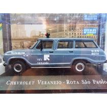 Chevrolet Veraneio - Rota Policia - Veículos De Serviço