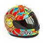 Coleçao Melhores Capacetes Moto Gp Valentino Rossi 1999 Ed.9