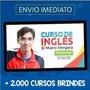 Inglês Mairo Vergara 4.0 Atualizado 2018 + 2000 Brinde Curso