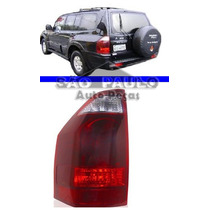 Lanterna Pajero Full 03 04 05 06 Bicolor Serve01 02 Esquerdo