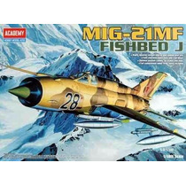 Academy Mig-21mf Fishbed J