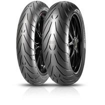 Combo Pneu Pirelli Angel Gt 120/70-17 + 160/60-17