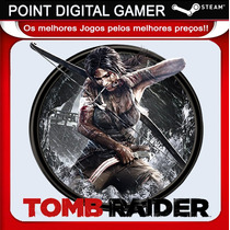 Tomb Raider 2013 - Steam Pc - Jogo Em Português