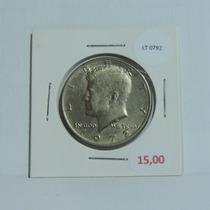 Moeda Eua Half Dollar 1972 Kennedy - Lt0792