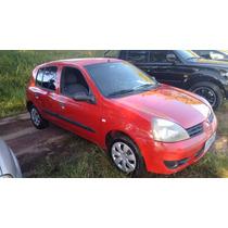 Clio Hi Flex 2007 Motor Novo Com 8.000 Kms 2007
