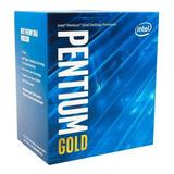 Processador Intel Pentium G5400 3.7ghz 4mb 8a Geração