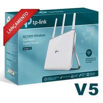 Roteador Wi-fi Tp-link Gigabit Dual-band Ac1900 Archer C9 V5