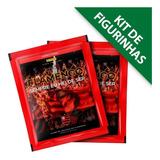 Flamengo Histórico - Kit Com 12 Envelopes - 60 Cromos