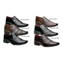 99e8d7d47 Busca sapato social com os melhores preços do Brasil - CompraMais ...