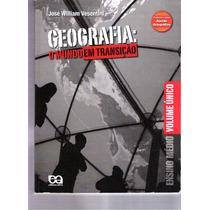 Geografia O Mundo Em Transição - José William Vesentini 2011