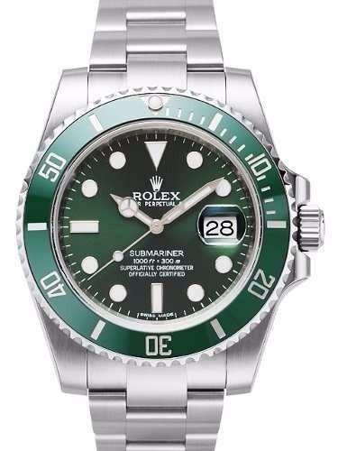 989d8271712 Relógio Masculino Rolex Submariner Novo E Automático