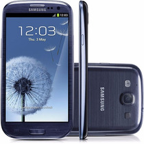 Samsung I9300i Grafite Galaxy Siii Duos 8mp 16gb 3g Wi-fi