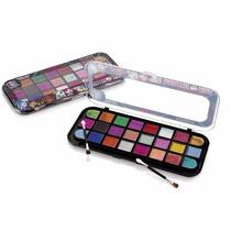 Maquiagem Monster High Sombra Em Gel Glitter Ref. Sgx2352