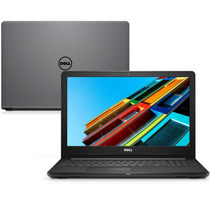 Notebook Dell Inspiron I15-3567-m30c Ci5 4gb 1tb 15,6 Win10