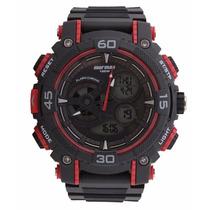 Relógio Mormaii Mo12598/8r Loja Oficial Mormaii