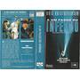 196 Vhs A Um Passo Do Inferno Kris Kristoferson -raro Em Dvd