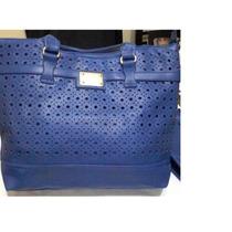 Bolsa Feminina Azul (royal) Com Necessaire