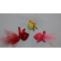 50 Mini Corações Lembrancinhas Dia Das Mães,brindes