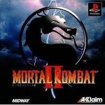 Jogo Mega Drive Mortal Kombat 2 Sega Genesis Original