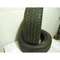 Par Pneu 205 60 R15 Remold Pouco Uso Eco Tyre