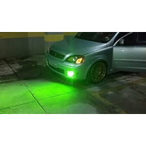 Película Adesivo Verde Para Lanterna E Farol Carros E Motos