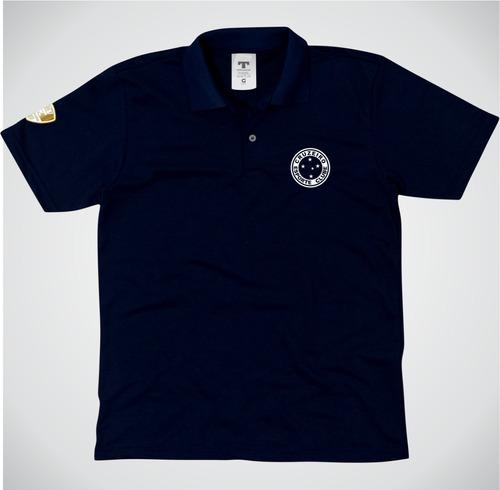 Camisa Polo Cruzeiro Azul Ou Branco Blusa Do Cruzeiro Polo. Preço  R  54 9  Veja MercadoLibre d9a68026ee291