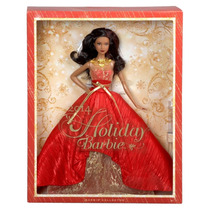 Barbie Holiday - 2014 - Morena - Mattel