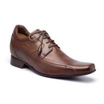 Sapato Social Masculino Com Salto Maggiore - Msv 26304 Peli