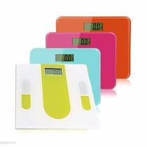 Balança Digital Vidro Temperado 180kg Academia Dieta Banheir