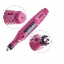 Kit Manicure Lixa De Unha Elétrica 110v Pronta Entrega