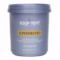 Alfaparf Pó Descolorante 7 Tons 400g Supermeches +sache 50gr