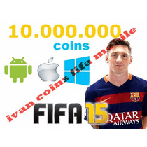 Coins Fifa15 Android,ios,windows Phone