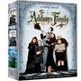 Dvd Box A Familia Addams 1, 2 E 3 - Raul Julia - Lacrado