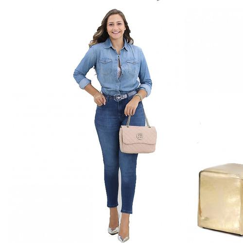 95033ebd6 Calça Feminina Jeans Dardak Skinny