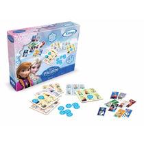 Bingo Educativo Frozen Disney - Xalingo Brinquedos